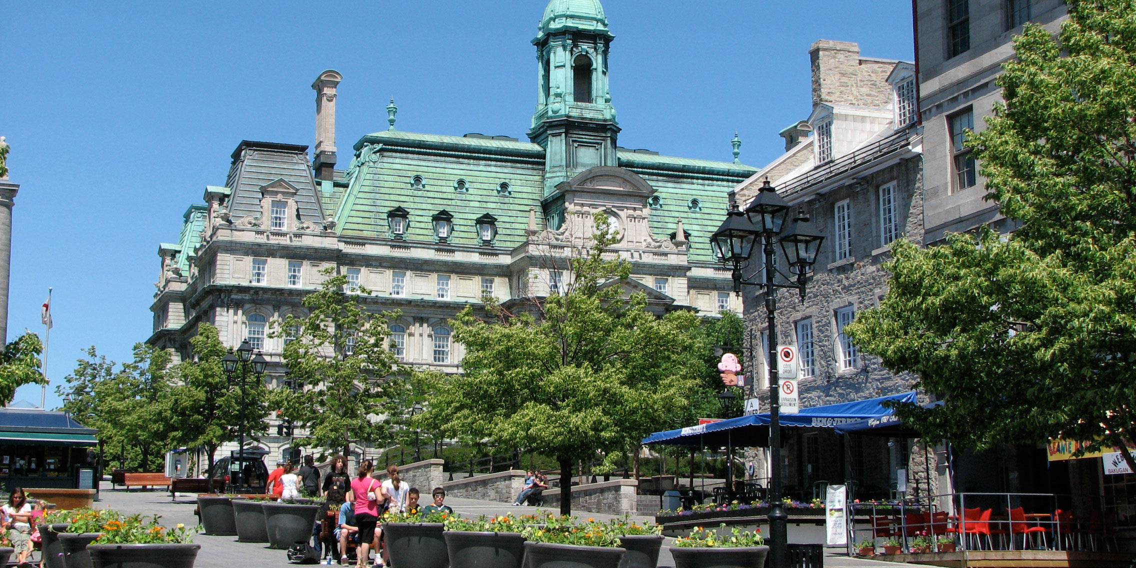 the Personal Brand Architect's home town Montreal