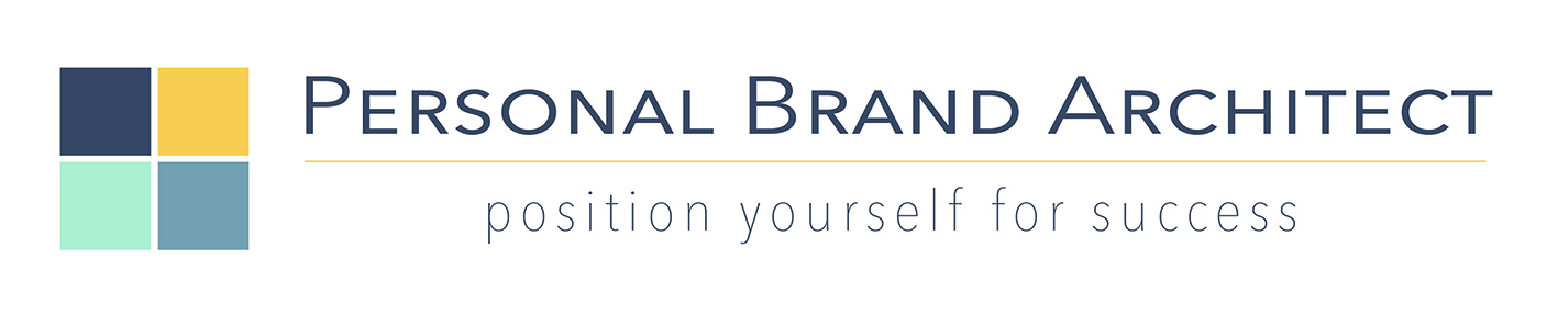Personal Brand Architect primary logo before rebranding