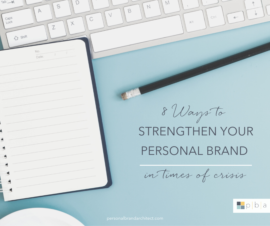 graphic - 8 ways to strengthen your brand