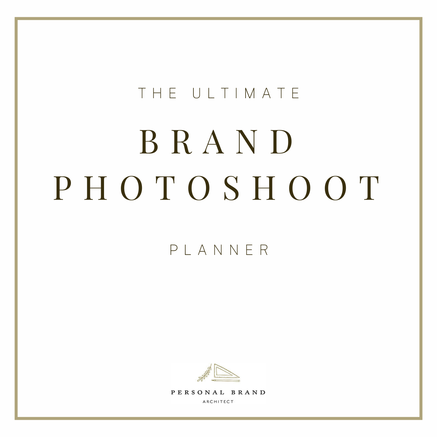 download button for the brand photoshoot planner