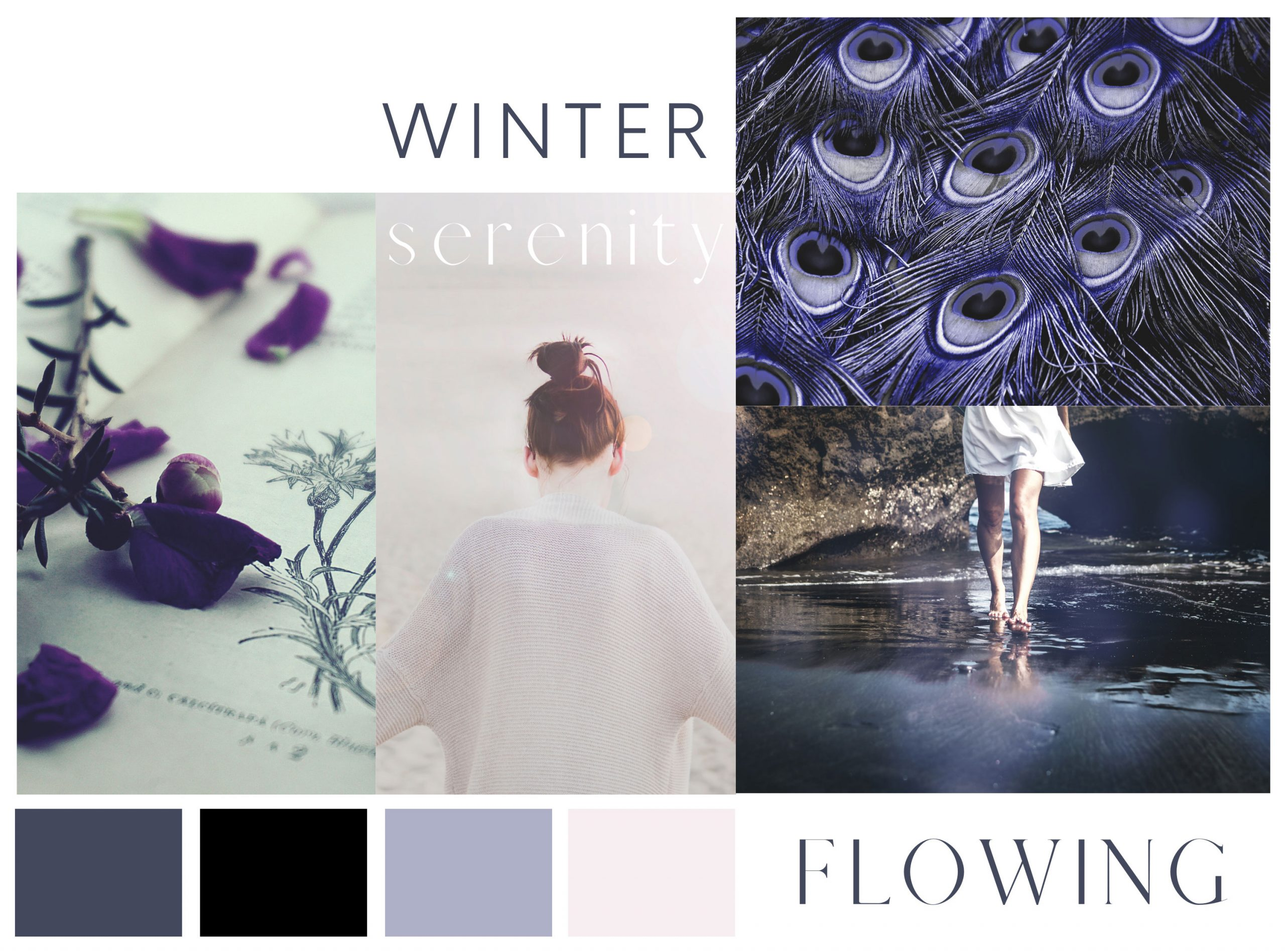 brand values moodboard example 1